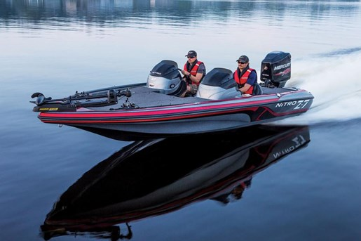 2015 nitro z 7 bass boat review for Bass pro fishing boats