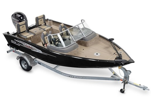 Princecraft Maska DLX WS Fishing Boat still