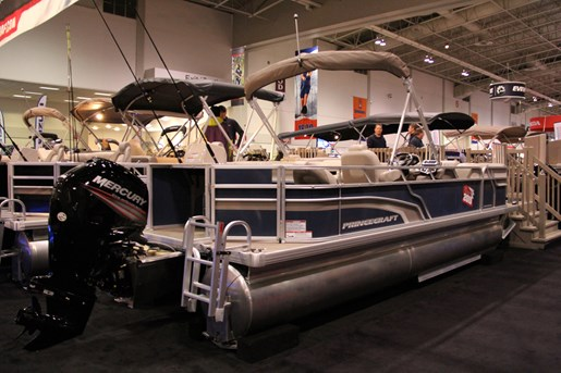 Princecraft Sportfisher LX 23-2RS 2