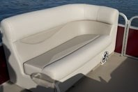 Princecraft Sportfisher LX 23-2RS corner seat
