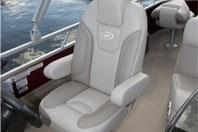 Princecraft Sportfisher LX 23-2RS seat