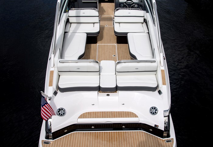 regal 2800 over view