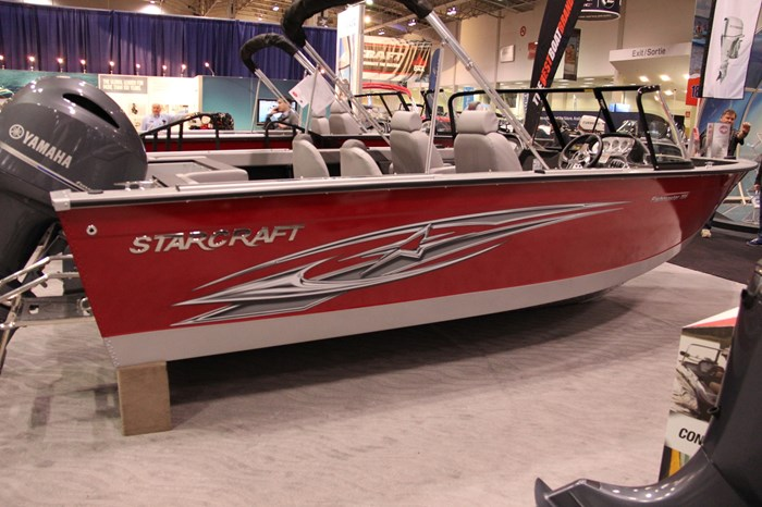 Starcraft 196 Fishmaster 2