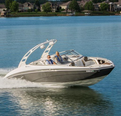2015 yamaha 242 limited s jet boat boat review