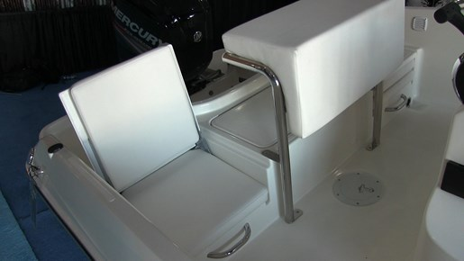 bayliner element f16 jump seat