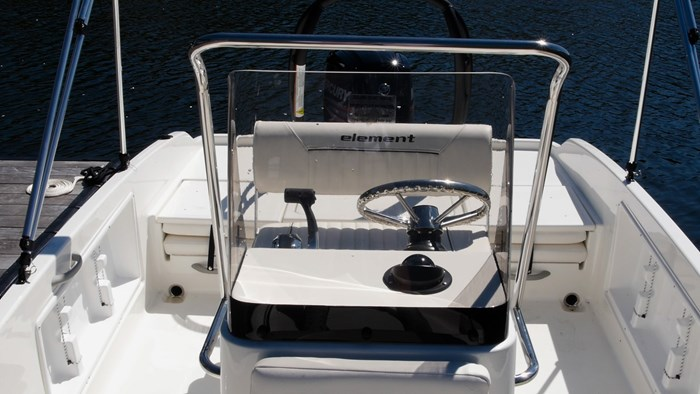 bayliner element f18 center look