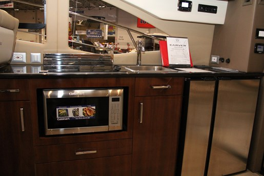 carver c37 kitchen