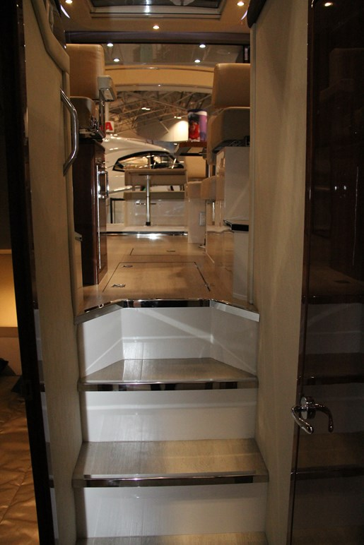 2016 Carver C37 Coupe Motor Yachts Boat Review