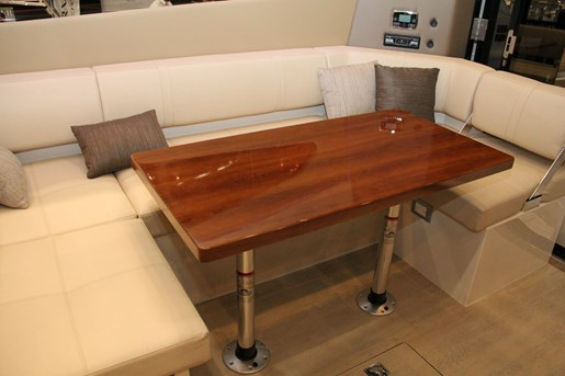 carver c43 table
