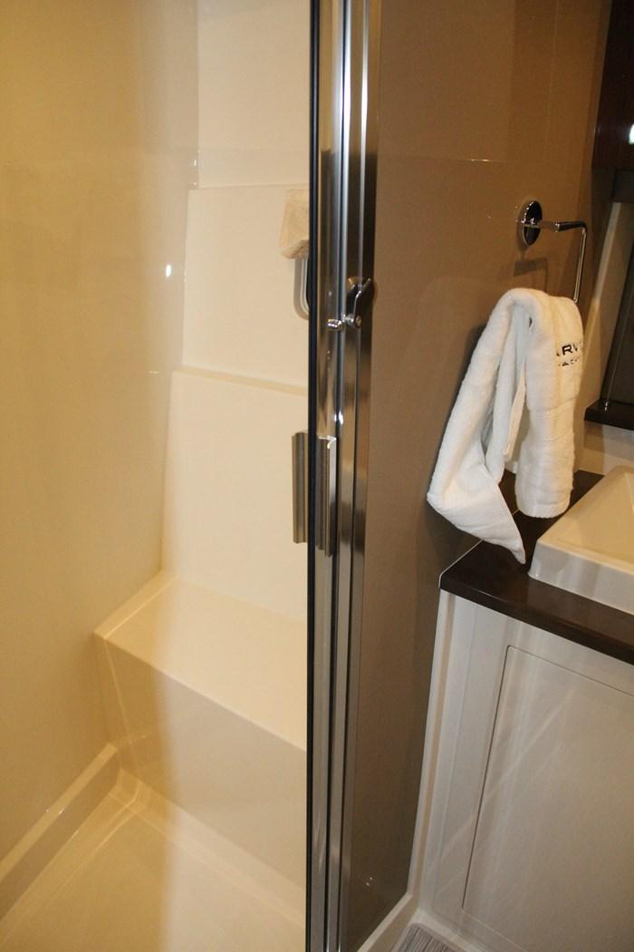 carver c37 shower pic