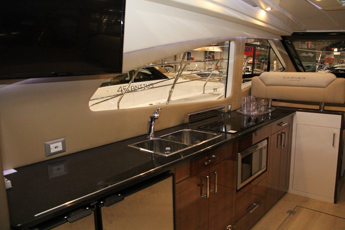 carver c43 galley