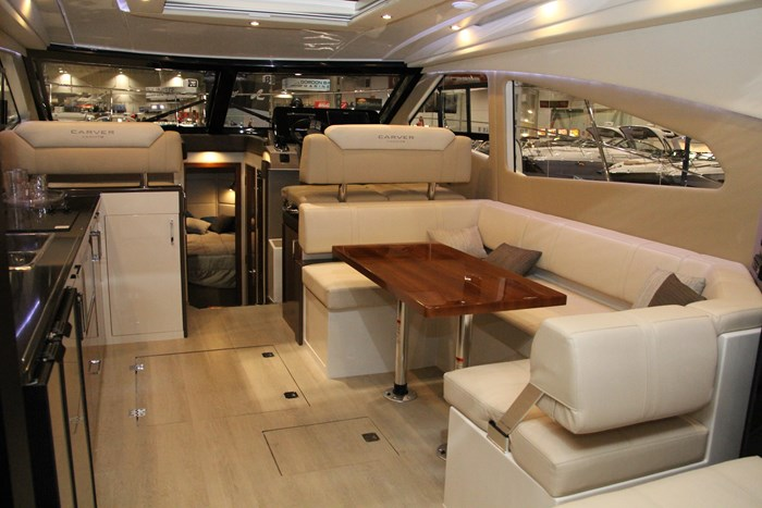 carver c43 lounge