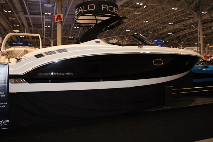 chaparral 307 ssx boat