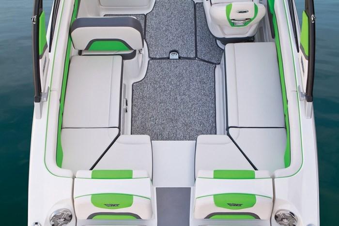 chaparral vrx cockpit