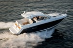 cruisers yachts 39 express coupe running