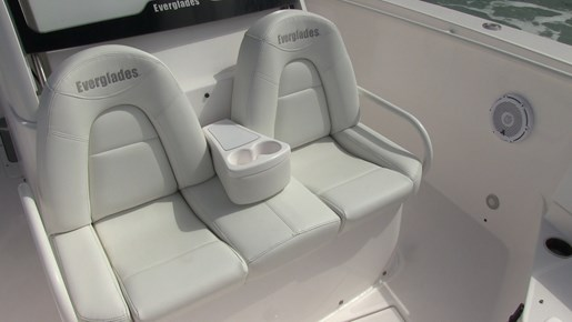 everglades 325cc seats