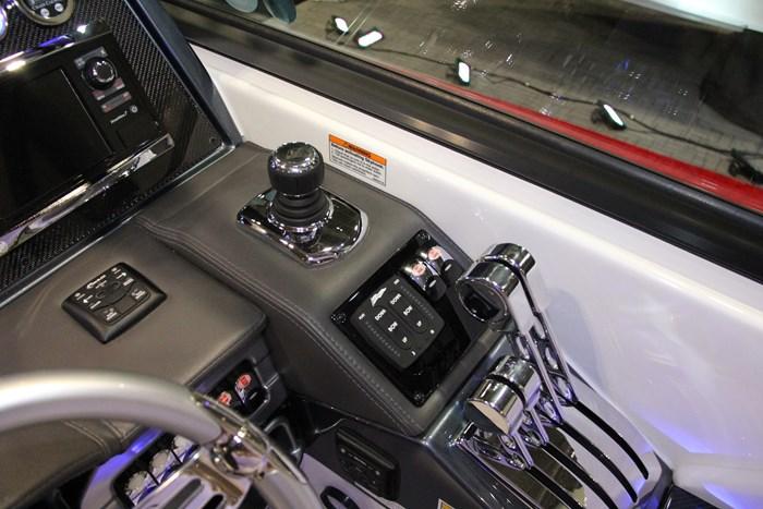 formula 330 fx steering shifter