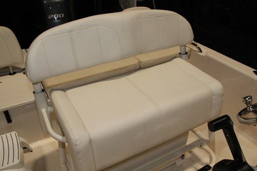 grady white 191 ce bench seat