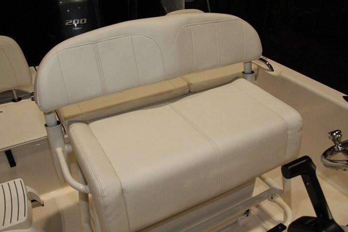 grady white 191 ce bench seat