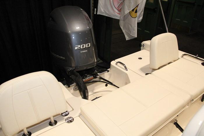 grady white 191 ce stern