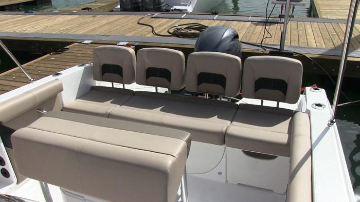 hurricane cc21 rear seat