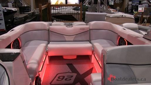 X26 Cockpit