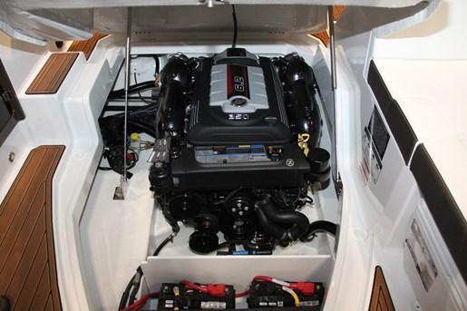 monterey 258 ss engine motor