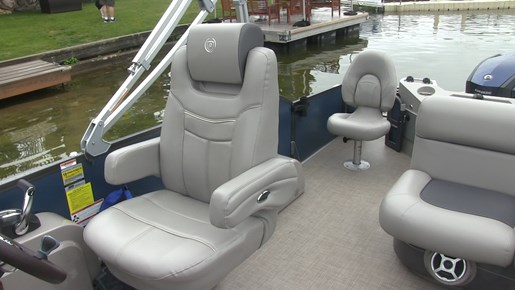 premier castaway 240 captains chair