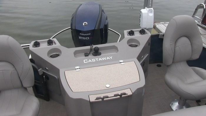premier 240 castaway fishing