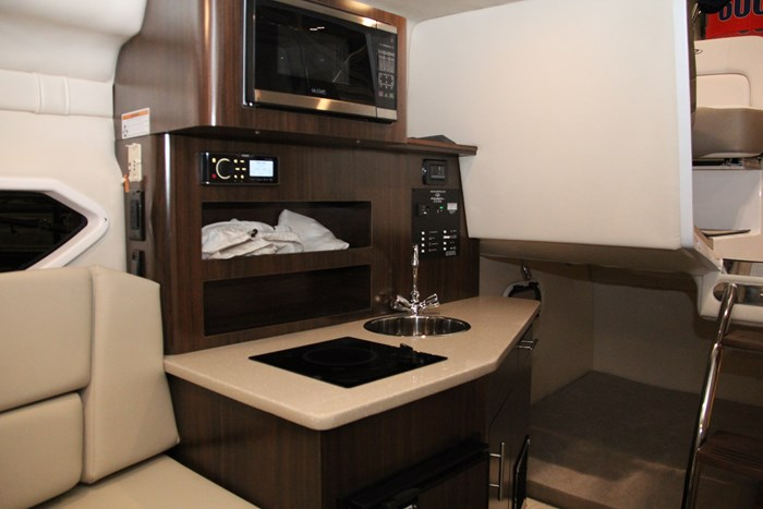 regal 26 express galley