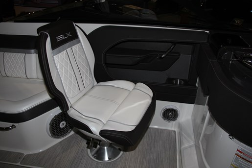 sea ray 280 slx co captain seat