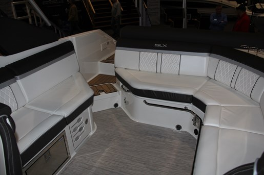 sea ray 280 slx seating