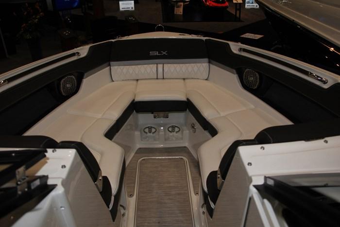 sea ray 280 slx bow