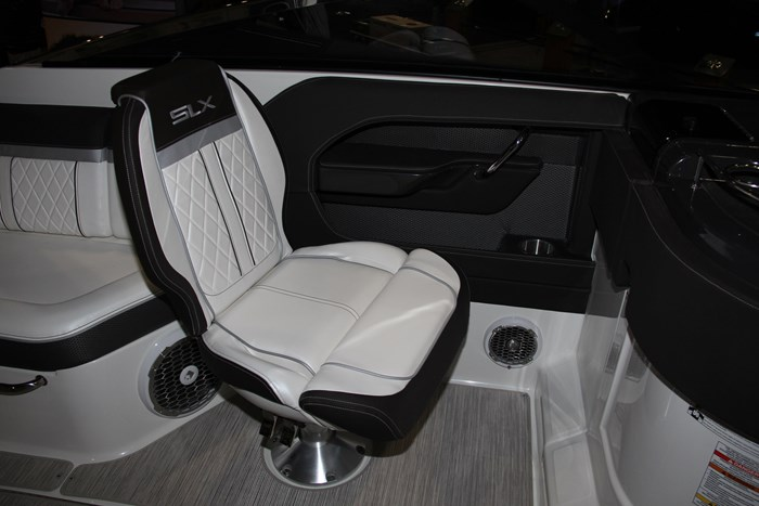 sea ray 280 slx co captain seat