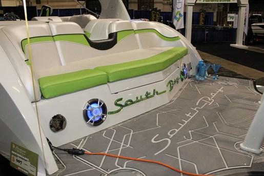 south bay 925 sss swim platform