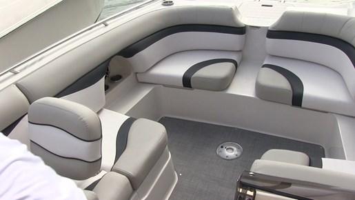 starcraft scx 231 ext quad pod seats