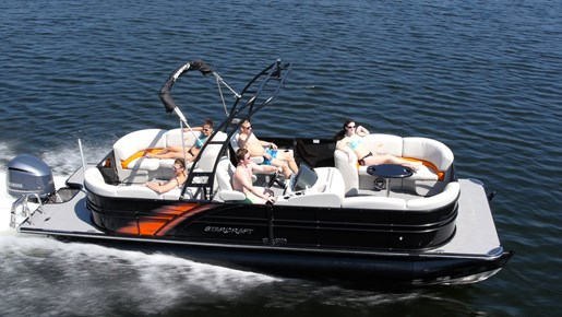 starcraft sls 5 running water