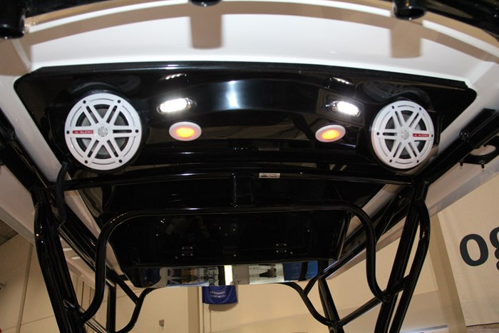 wellcraft 242 fisherman speakers
