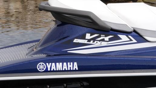 yamaha vx deluxe platform