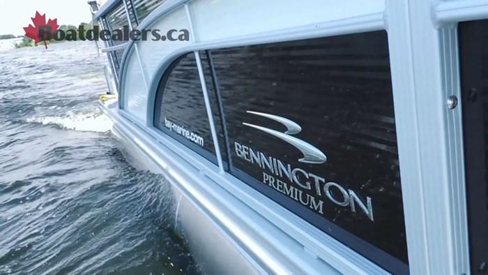 bennington-22ssrxp-logo