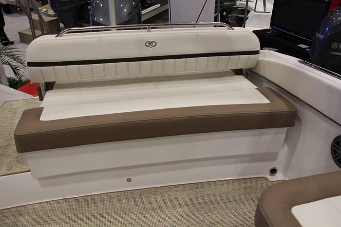 cobalt 25 sc bench seat