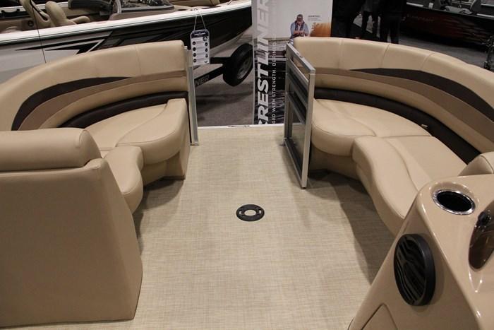 crestliner 200 rally bench seat