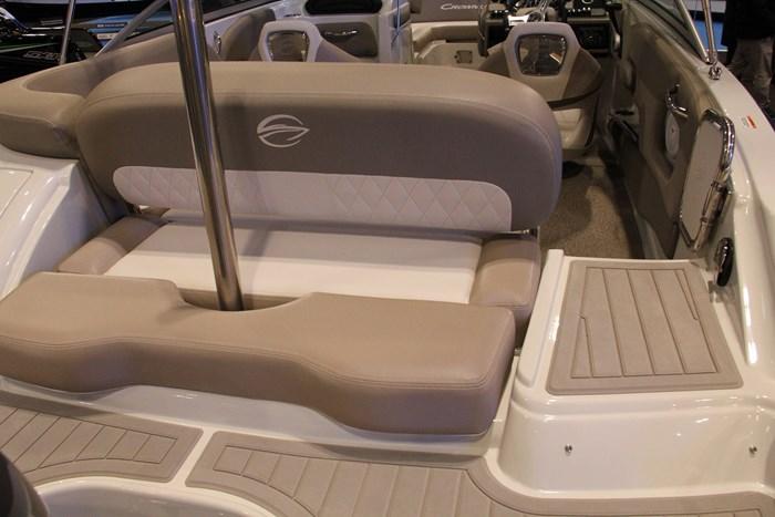 crownline e 1 xs bench seat