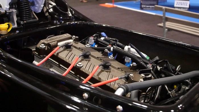 Kawasaki SXR Motor