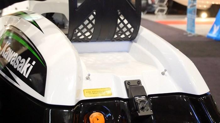 Kawasaki SXR Tray