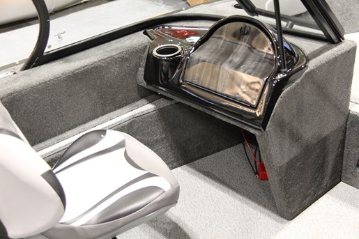 legend 16 xtr glove compartment