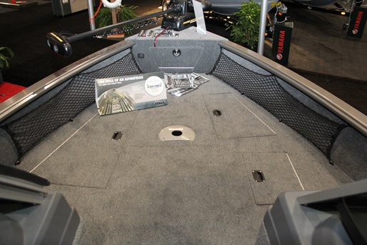 2017 Lund 2025 Impact Xs Sport Fishing Boat Review