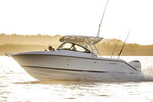 pursuit dc 235 center console main