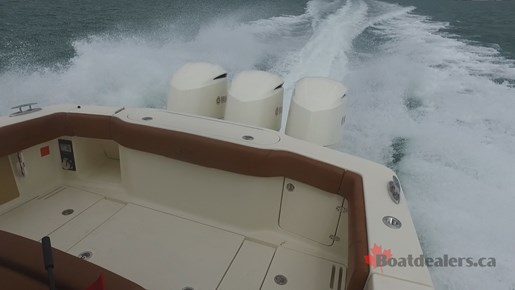 Scout 350LXF Running3