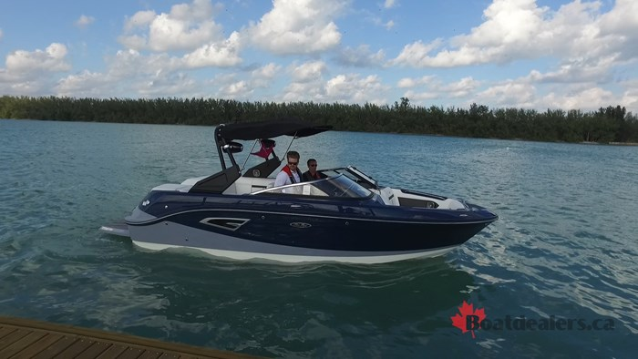 SeaRay SLXW 230 Main